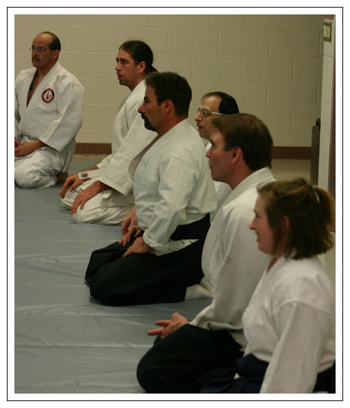 Aikido Lessons in Delaware